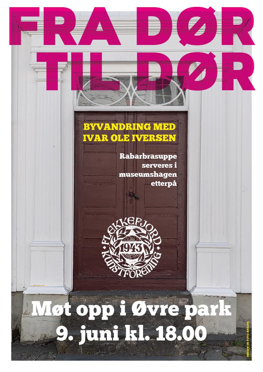 Dør til Dør – Plakat A3
