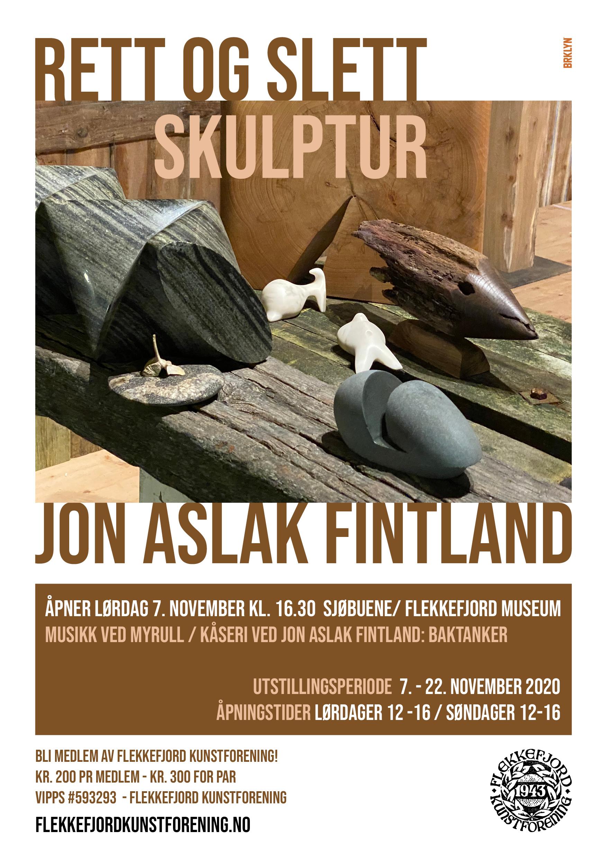 Jon Aslak Fintland_Plakat A3